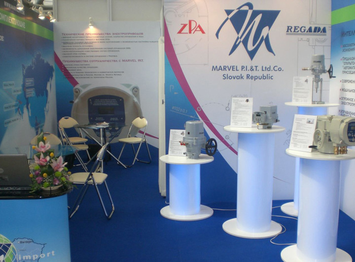 XI. Moscow International Oil and Gas Exhibition – 2011